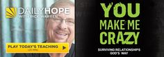 Jul 25, 2014     Anger Yields Anger, Wisdom Yields Patience by Rick Warren   you-make-me-crazy-banner