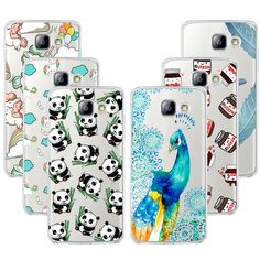 Fashion Soft TPU Case For Samsung Galaxy A5 2016 A510 A510F A5(2016) Transparent Silicone Phone Cases Cover For Galaxy A5 2016