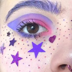 Makeup by star Makeup Goals, Makeup Inspo, Makeup Art, Makeup Inspiration, Beauty Makeup, Cute Makeup, Pretty Makeup, Looks Halloween, Pot Pourri