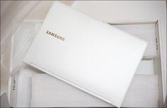 """Samsung Notebook 9 15"""" - mineral white"""