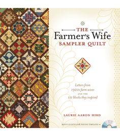 Krause-The Farmer's Wife Sampler Quilt
