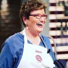 Mara Maionchi a Celebrity Masterchef.