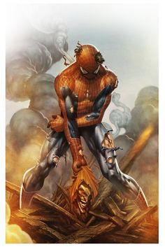"""#Spiderman #Fan #Art. (Spiderman) By: Marciofreire3d. ÅWESOMENESS!!!™  (To watch """"Spiderman Vs The Green Goblin"""", simply press the URL below while in your browser only:   http://m.youtube.com/watch?v=hfSz0bQzZuM   P.S. Enjoy the fun!."""