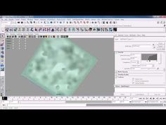 How to create Clouds in Maya using 3D Fluid Containers - YouTube