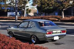 Classic Auto, Classic Cars, Datsun 210, Import Cars, Car Photography, Retro Cars, Old Cars, Cars And Motorcycles, Old School