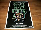 Vintage 1990 TEENAGE MUTANT NINJA TURTLE The Movie Poster free shipping - http://awesomeauctions.net/movie-posters/vintage-1990-teenage-mutant-ninja-turtle-the-movie-poster-free-shipping/