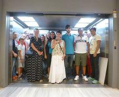 Continúan las visitas a los fondos, colecciones y almacenes del Museo de Almería. Muchísimas gracias a los que ayer nos acompañaron  ¿Queréis que repitamos en octubre?