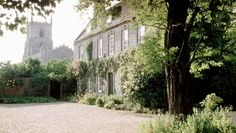 Hunsford Rectory, in reality the Rectory at Teigh, Rutland