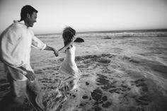 trash the dress 10 year anniversarty shoot laguna beach crystal cove state beach…