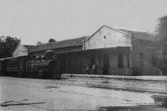 Novos registros fotográficos da passagem dos trens da Leopoldina por São João Nepomuceno. :: O Trem Expresso