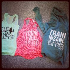 Workout clothes<3 I LOVE Blogilates!