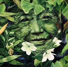 Green Woman East #storydreams
