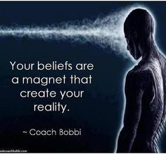 Beliefs bring reality