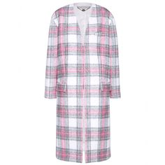 Stella McCartney Tartan-Mantel Harvey seen @ www.mytheresa.com