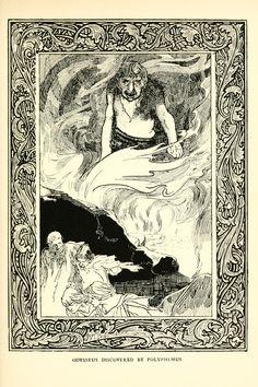 The adventures of Odysseus   ill. Charles Robinson