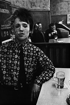 from the cafe lemitz series, 1967-1970 • anders petersen