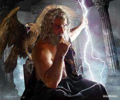 Zeus: god of the sky