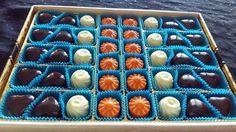Nefis lezzetlerden oluşan mis gibi hediyelik çikolatayı mutlaka test edin. Çok beğeneceksiniz.
