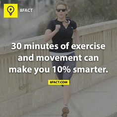 Exercise. I need to do this.... LOL