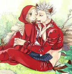 Browse The Seven Deadly Sins Nanatsu no Taizai collected by Annie Bright and make your own Anime album. Seven Deadly Sins Anime, 7 Deadly Sins, Ban Anime, Anime Manga, Ban E Elaine, Chibi, Seven Deady Sins, Familia Anime, 7 Sins