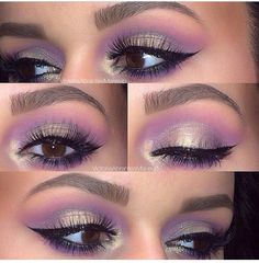Lilac and silver shadow