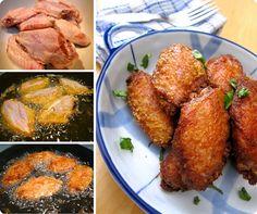 Addictive Thai fried chicken, Peek Gai Todd recipe | Foodmanna