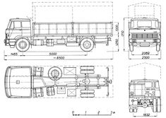 liaz-100.gif (5000×3552) Tactical Truck, Autocad, Plan Toys, Sanya, Fiat, Cool Drawings, Cars And Motorcycles, Trucks, Tobias