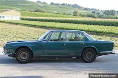 Maserati Quattroporte 4200 (1967)