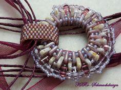 Medaillonketten - Wunderschöner Anhänger - ein Designerstück von KiRoWeb-Schmuckdesign bei DaWanda
