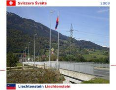 Confini amministrativi - Riigipiirid - Political borders - 国境 - 边界: 2009 CH-LI Šveits-Liechtenstein Svizzera-Liechtens...