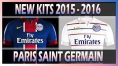 Nuevas camisetas Paris Saint Germain baratas 2015 2016 - Comprar equipaciones de futbol baratas 2016
