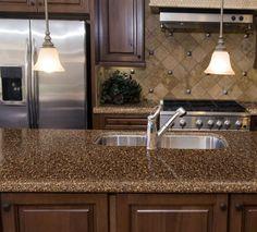 Kilauea Viatera Quartz - My new kitchen counter color