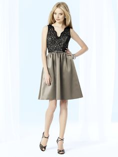 Shop After Six Bridesmaid Dress - 6707 in Matte Satin at Weddington Way. Find the perfect made-to-order bridesmaid dresses for your bridal party in your favorite color, style and fabric at Weddington Way.