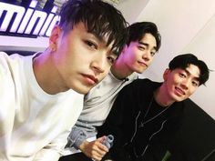 gray, one, and simon dominic image