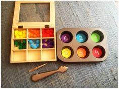Preschool Education, Reggio Emilia, Pre School, Homeschool, Baby Shower, Teaching, Math, Games, Diy
