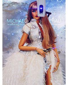 WEBSTA @ michaela_unbehau - @integrity_toys ITBE FR16 Illusive #toys #toyphotography #body #dollphotogallery #dolls #space #portrait #universe #style #vogue #stylish #fashion #portraitphotography #art #blonde #instadaily #instagood #light #laser #artphotography #shape #toystagram #cosplay #face #makeup #glam #barbie #science #portrait @photoshop @sonyalpha