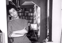 With one's voice, you can fight anything you want to fight. Randall MacLowry is fighting to tell the story of Lorraine Hansberry, author of A Raisin in the Sun.
