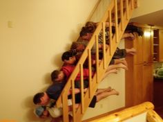i usually think planking is stupid but this.this is just awesome! Keep Company, Stair Steps, Can't Stop Laughing, Video Maker, Make Me Smile, All About Time, Funny Pictures, Around The Worlds, Planking