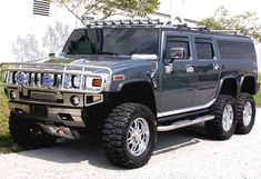 Hummer Cars, Hummer Truck, 6x6 Truck, Hummer H1, Pick Up, Gta, Rv Vehicle, Super Fast Cars, Customised Trucks