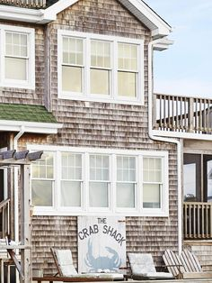 Exterior - A New House With Old Charm on HGTV