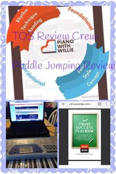 ONLINE/OFFLINE PIANO MADE EASY - FOUNDATIONAL v. FUNDATIONAL  Puddle Jumping: TOS Review - JazzEdge PianoWithWillie Online Music Instrument Instruction