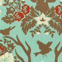 Joel Dewberry fabric design:  Deer Valley - Azure