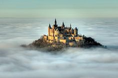 Hohenzollern Castle   outside Stuttgart Germany