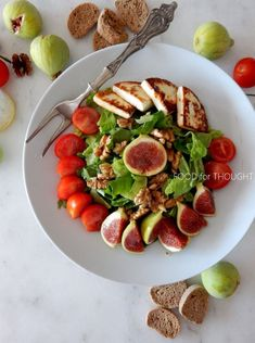 Food for thought Paleo, Keto, Gluten Free Diet, Appetisers, Atkins, Food For Thought, Cobb Salad, Diet Recipes, Salads