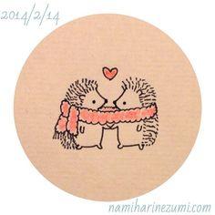 Ежики – Famous Last Words Hedgehog Art, Hedgehog Drawing, Cute Hedgehog, Doodle Drawings, Animal Drawings, Cute Drawings, Valentines Day Drawing, Cute Illustration, Cute Art