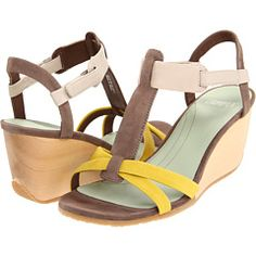 Camper Laura Wedges. They're named for me and on sale... (but still $150, yikes) doesn't that mean they're meant to be mine?!