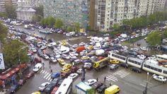 Bucuresti se afla pe locul 5 in topul celor mai aglomerate orase din lume.