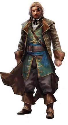 1 van de piraten