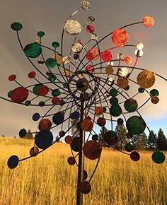 wind sculpture - Google Search