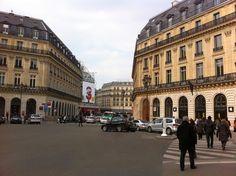 Pl. Jacques Rouché, Paris